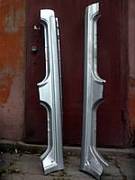 Порог боковины Ланос и Ланос-2. Порог на Ланос hatchback. Пороги на СЕНС. Крыло заднее Lanos. Боковина, фото 1