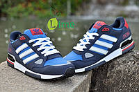 Кроссовки Adidas ZX750 Dark Blue