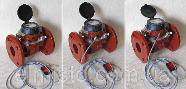 Турбинные водосчетчики WPD (WP-Dynamic)