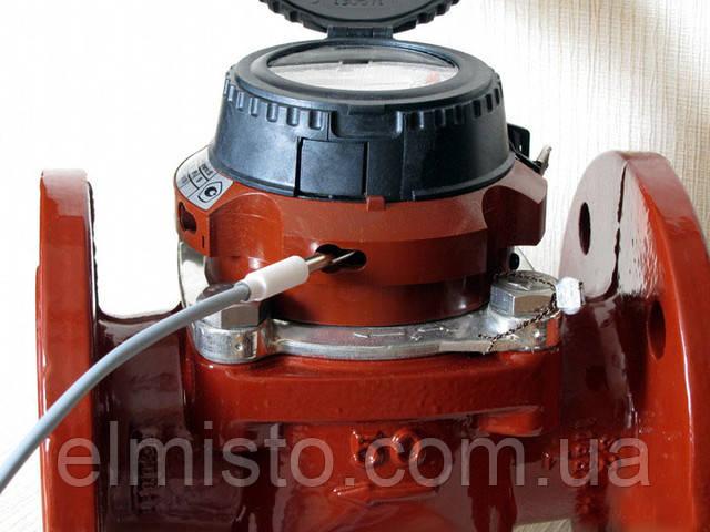 Монтаж и демонтаж герконовых передатчиков импульсов Reed RD  на водосчетчики WPD производства SENSUS