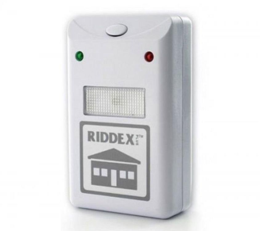 Електромагнітний відлякувач гризунів Riddex