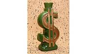 Доллар - графин штоф (деньги MSE)