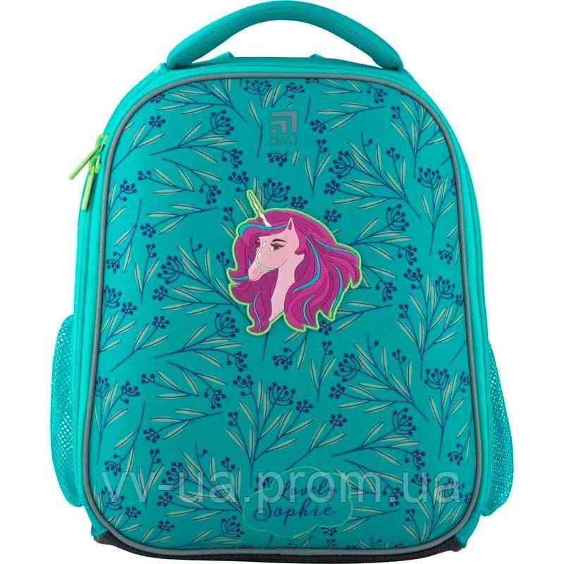 Рюкзак школьный каркасный Kite Education 555 Lovely Sophie (K20-555S-5)