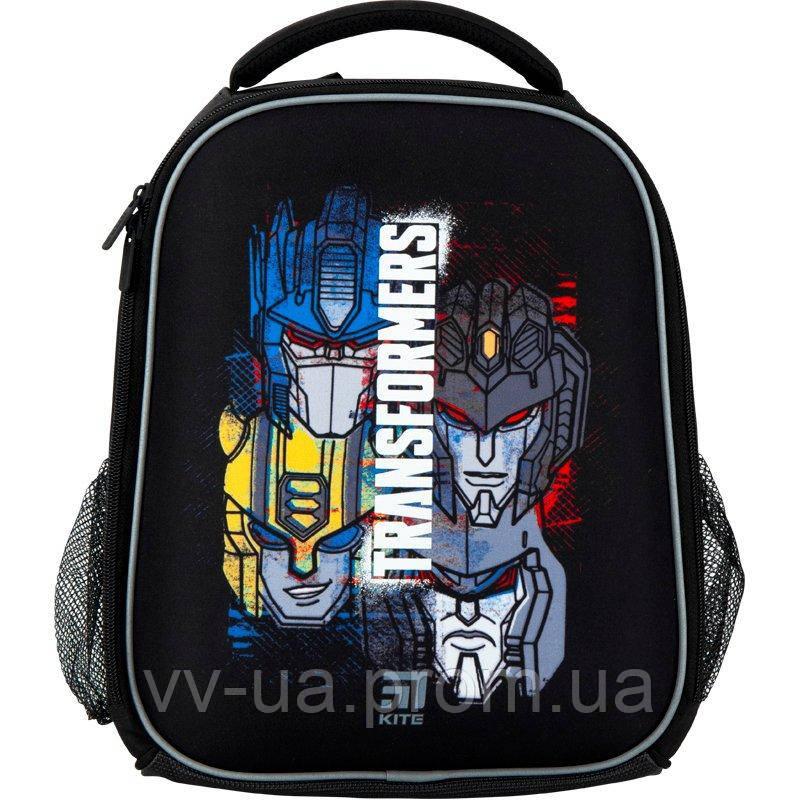 Рюкзак школьный каркасный Kite Education 555 Transformers (TF20-555S)