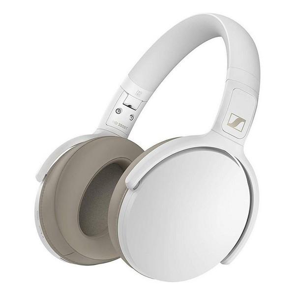 Накладні навушники безпровідні з мікрофоном Sennheiser HD BT 350 White (508385)