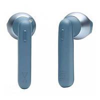 Навушники вкладиші безпровідні з мікрофоном JBL Tune 220 TWS Blue JBLT220TWSBLU