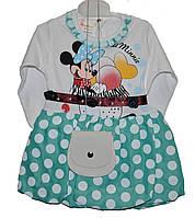 Платье для девочки 6 мес-1,5 года.Детская одежда оптом