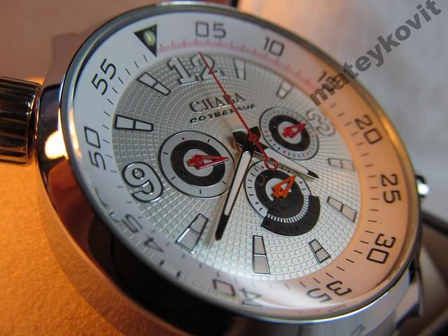 Механические часы с автоподзаводом