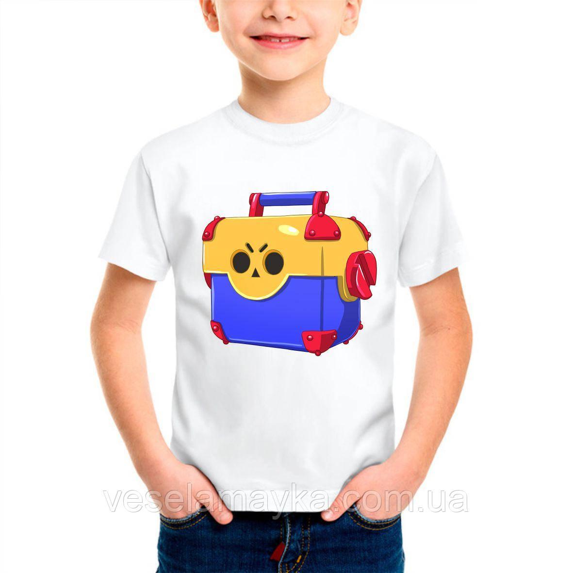Детская футболка BS Мега ящик