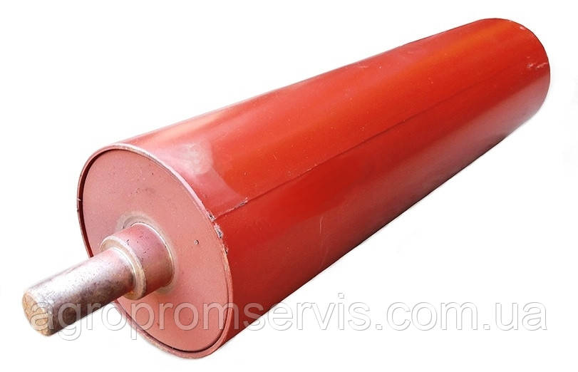 Валец транспортера семян  ПСП-10.01.01.310  ведущий  (ось - шлиц 400 мм.)
