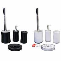 Набор акриловых аксессуаров для ванной Kamille KM 8007