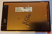 Дисплей LCD Lenovo A5500, A8-50 оригінальний