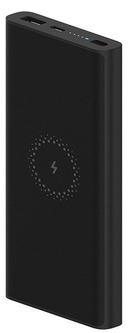 Повербанк Xiaomi Mi Wireless Youth Edition 10000 mAh Black (WPB15ZM)