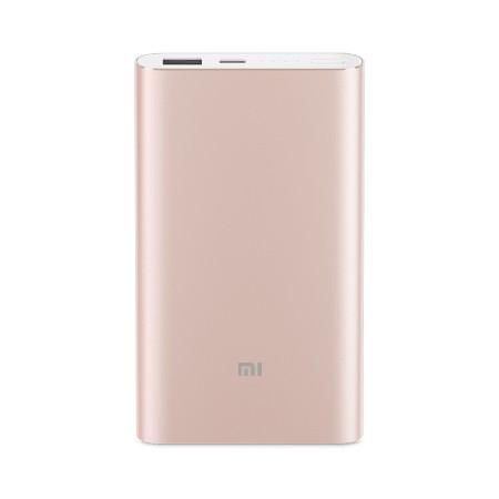 Повербанк Xiaomi Mi Power Bank Pro 10000 mAh Gold (PLM03ZM)
