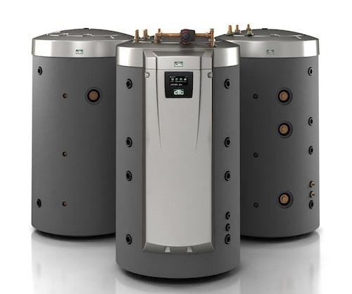 Мульти-режимная буферная тепловая емкость CTC Eco Zenith i550 Pro