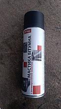 Мастика битумная PITON c антикоррозийной защитой (500мл)