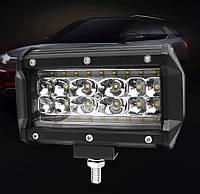 Фара ETC-C3R027C світлодіодна (LED) додаткового (робочого) світла, 36 Вт, 12-32 В - COMBO