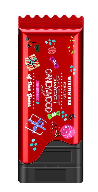 Повербанк Joyroom Sugar D-M150 li-Pol 10000mAh Red
