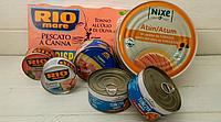 Консервы из тунца и с чем ее есть?