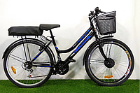 "Электровелосипед Mustang Sport 26"" 350W 36V Черно-синий"