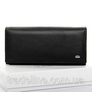 Кошелек Classic кожа DR. BOND W1-V black