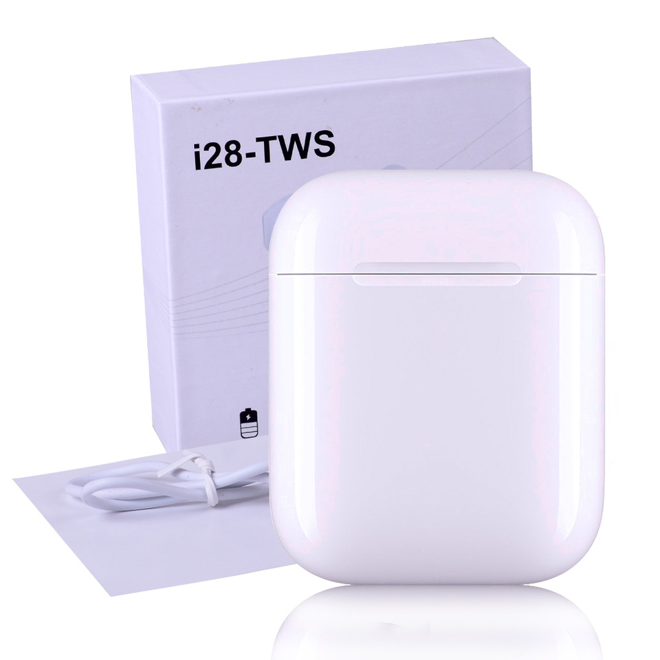 Беспроводные наушники  (Android, iOS) AirPods i28 TWS