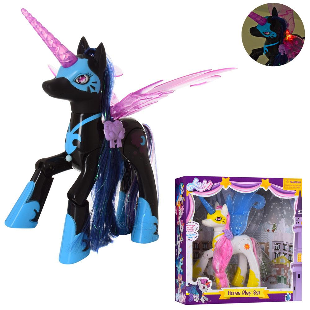 Пони лошадка Horse Play Set LY 20016 PonyToy