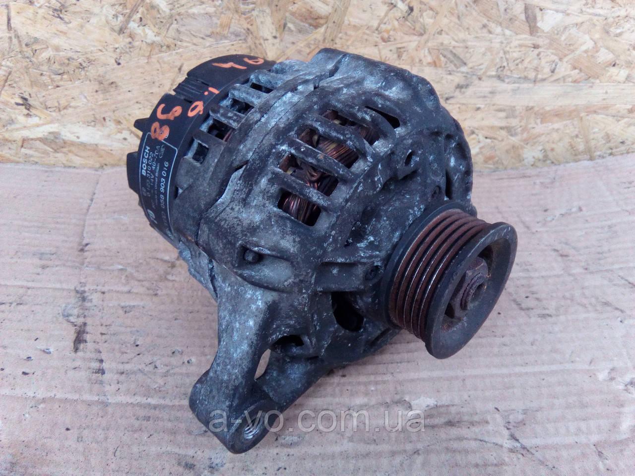 Генератор для Volkswagen Passat B5 Audi A4 B5 A6 C5 Skoda Felicia 2 1.3 1.6 1.8 Bosch 70A 0123310022 058903016