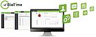 WEB-система учета рабочего времени для удаленных объектов, магазинов, офисов, складов ZKTeco BioTime 8, фото 2