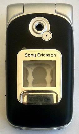 Корпус для Sony Ericsson Z530 черный, фото 2