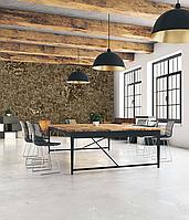 Дизайнерские фотообои для коворкинга Industrial в стиле Лофт 150 см х 150 см