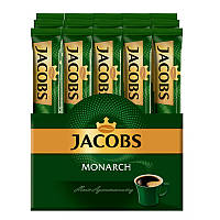 Кофе растворимый Jacobs Monarch (Якобс Монарх) в стиках