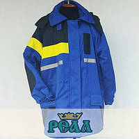 Куртка демисезонна робоча (пошиття під замовлення)