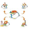 Игровой центр Ходунки-каталка Baby WALKER музыкальный, 4 предмета в одном наборе, ходунки валкер, фото 3