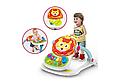 Игровой центр Ходунки-каталка Baby WALKER музыкальный, 4 предмета в одном наборе, ходунки валкер, фото 4