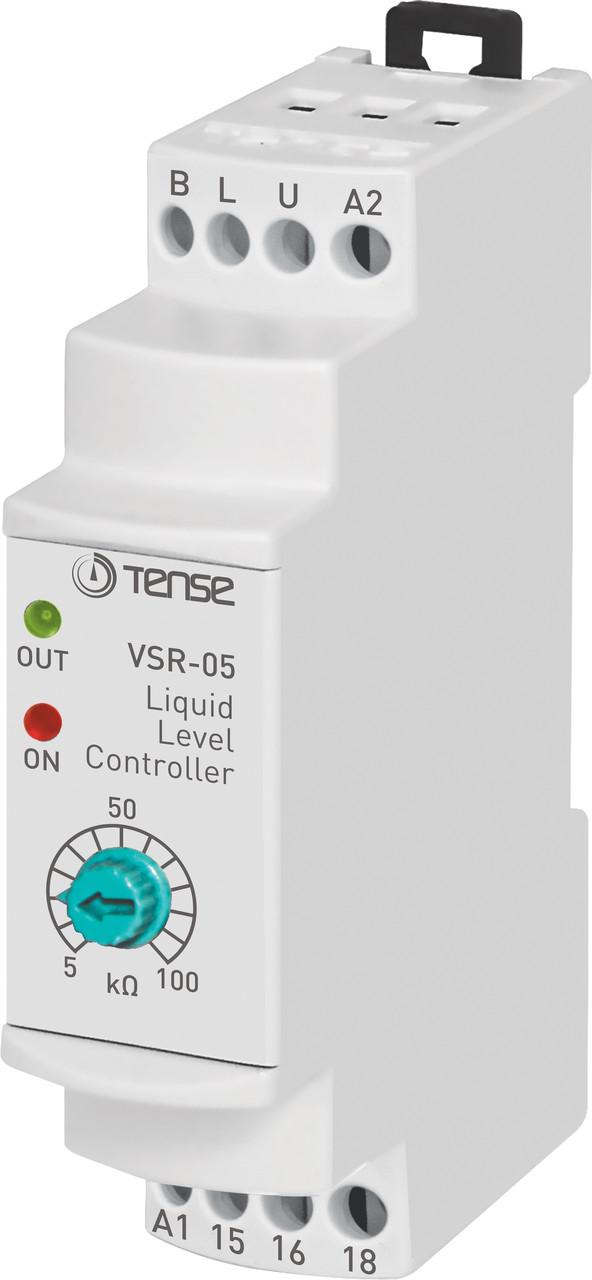 Уровень жидкостей / воды - реле контроля уровня жидкости TENSE c защитой насоса цена купить