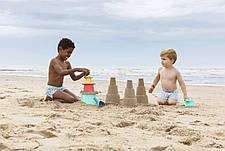 Ігровий набір Будуємо замки з піску і снігу Alto (зелений+синій+помаранчевий) (171393), фото 2