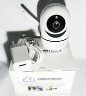 Поворотная Wi-Fi видеокамера беспроводная камера UKC Y13G, распознавание лиц, поворотная, охранник, фото 1