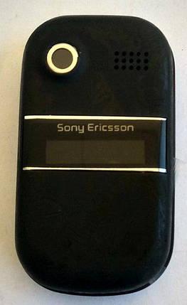 Корпус для Sony Ericsson Z320 черный, фото 2