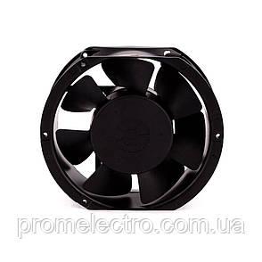 Вентилятор малый осевой Бенето 150 овал, фото 2
