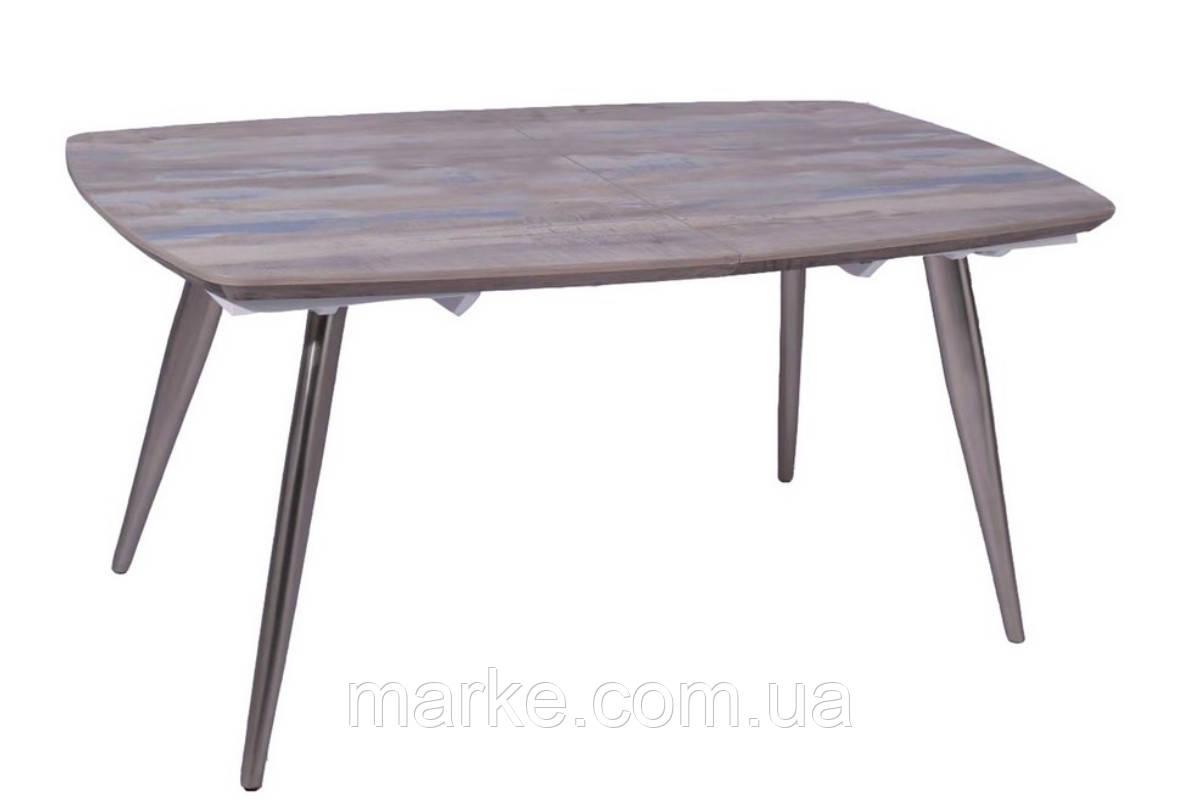 """Розкладний обідній стіл """"TML-640 прованс"""" 140-200*90 см"""