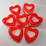 Создайте свой Подарочный набор ко Дню Святого Валентина или 8-е марта Мыло ручной работы в пакете с лентой, фото 5