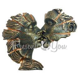 Скульптура из керамики «Подход» Anglada , h-39х9х29 см