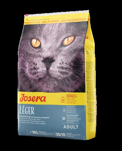 Сухой корм для котов сидящих дома JOSERA Léger 10 кг