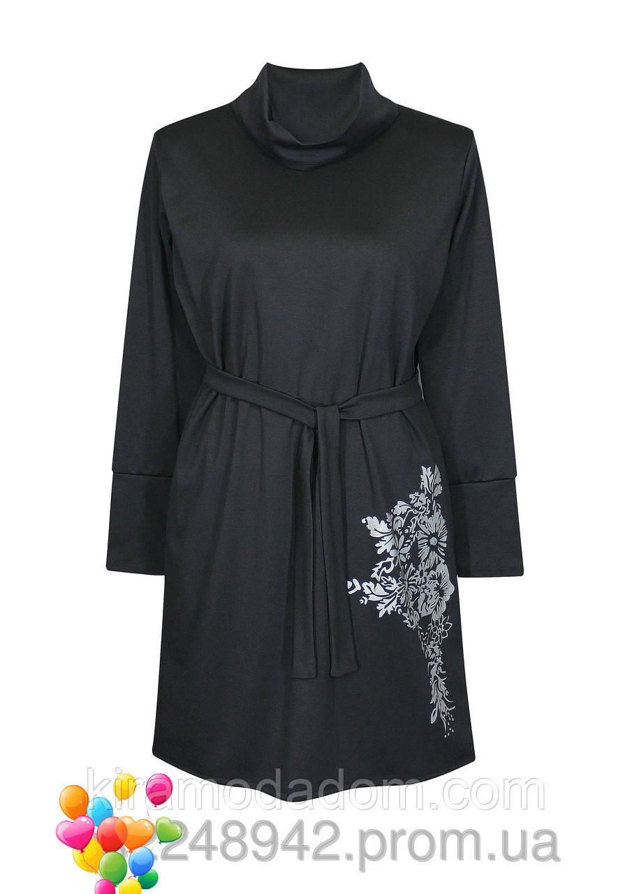 Купить черное женское платье