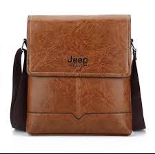 Мужская сумка через плечо Jeep 104-2