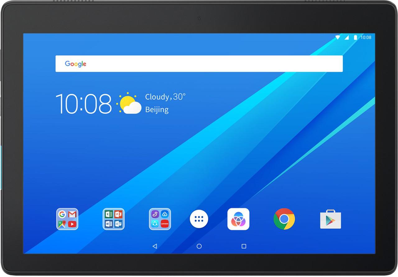 Планшет Lenovo Tab E10 Wi-Fi 2 / 16GB Black Slate (ZA470000UA)