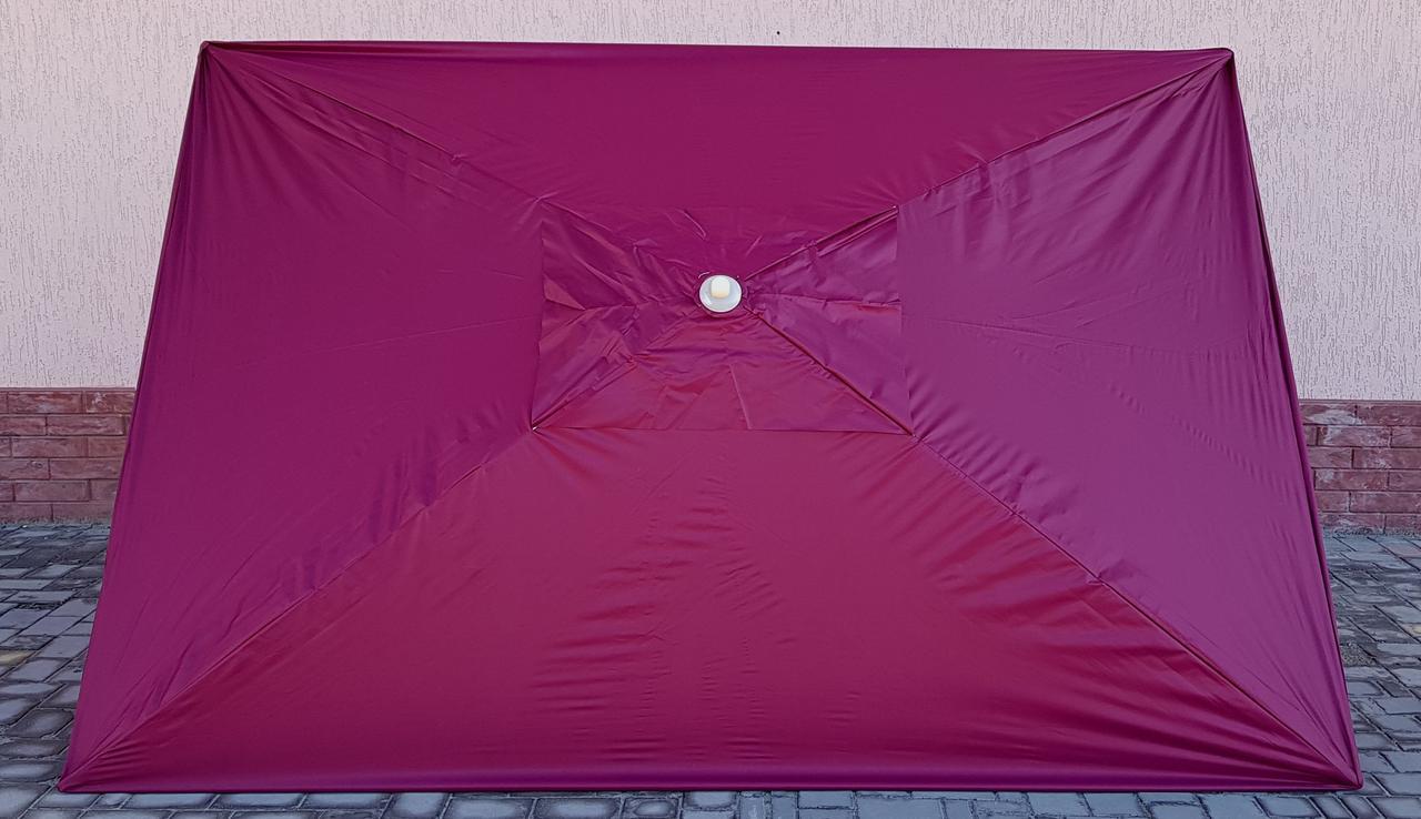 Зонт садовый торговый Sansan umbrella 001W  2м х 2.7м