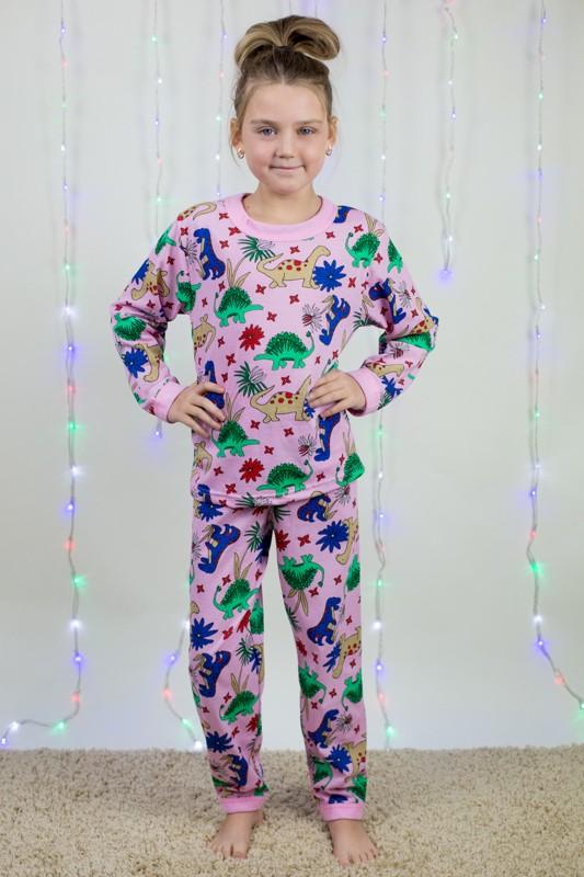 Детская пижама для девочек (100% хлопок)