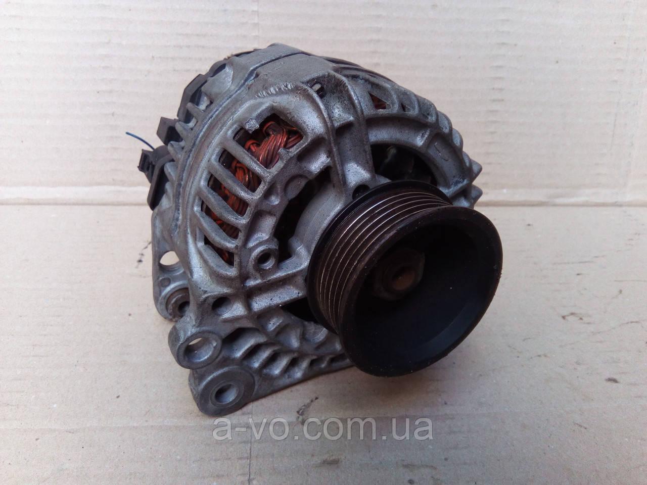 Генератор для Volkswagen T4 LT 35 2.5TDi Bosch 90A 0124325004 074903025K